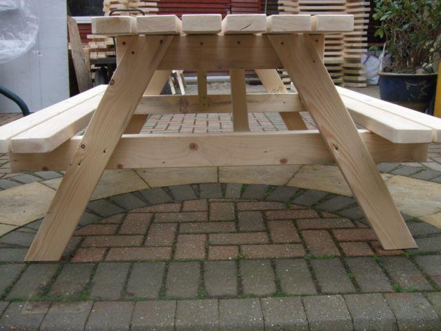 seat Pub Garden Table / Picnic Bench | Picnic Benches | Pub Garden ...