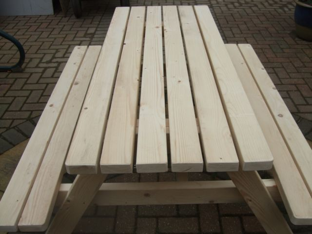 seat Pub Garden Table / Picnic Bench | Picnic Benches and Tables by ...