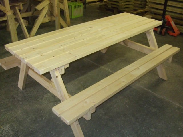 Seat Pub Garden Table / Picnic Bench Pressure Treated Picnic