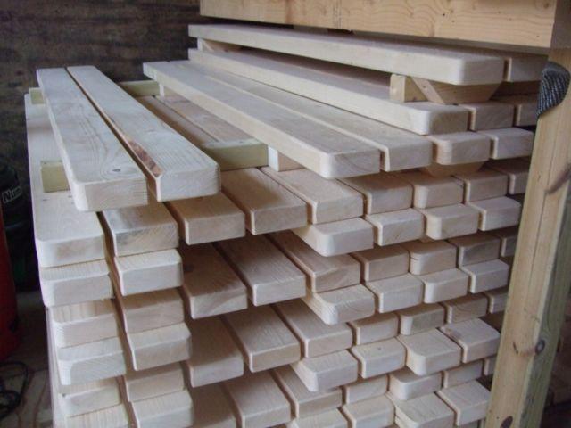 Sturdy Timber Design