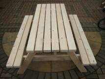 6 Seat Pub Garden Table | 6 seat Picnic Bench | 6 Seat Picnic Table